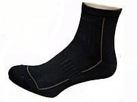 Носки треккинговые летние, черные