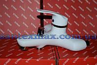 Смеситель для ванной и душа Smack 7777-W Euro