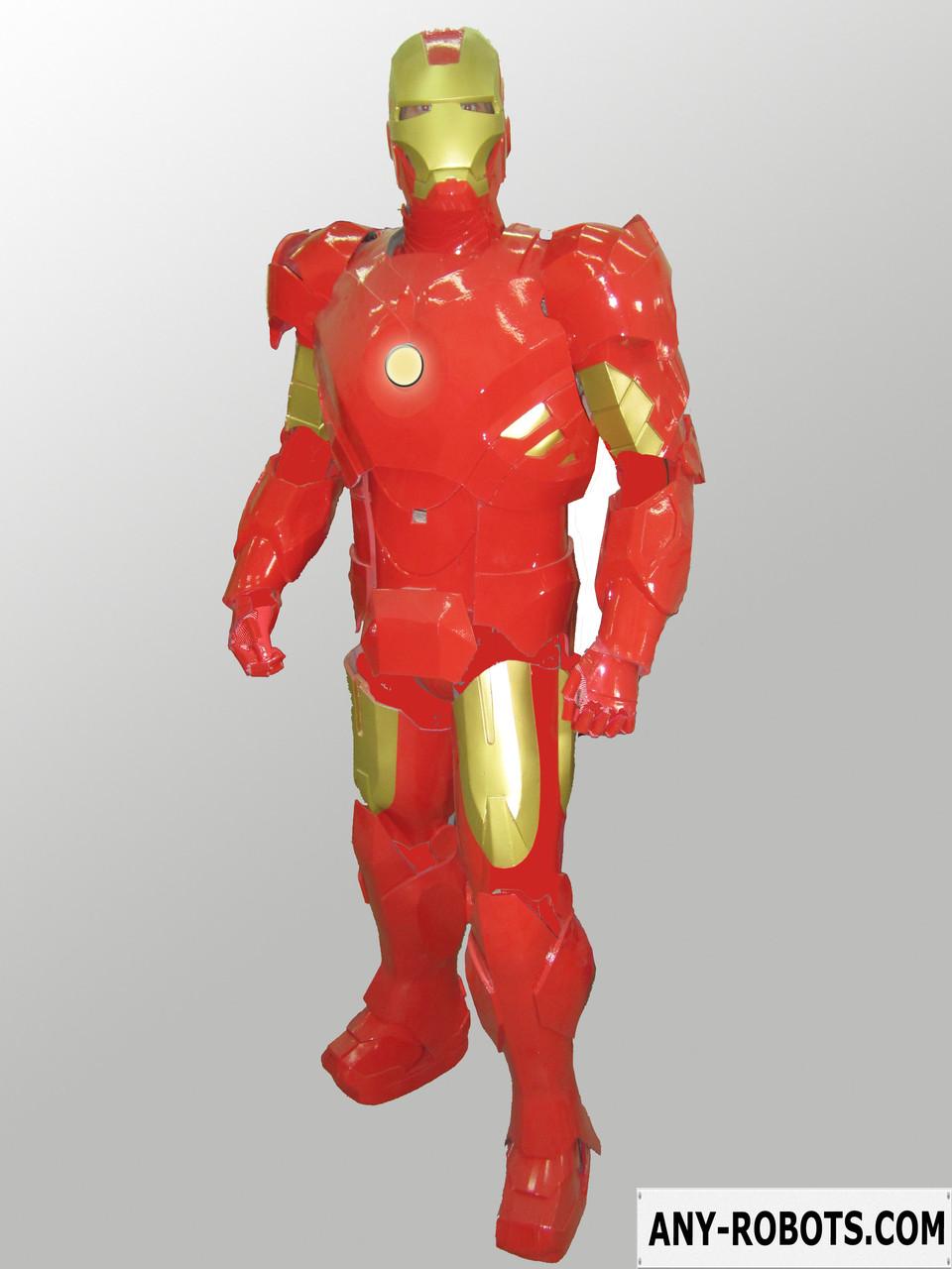 Железный человек костюм