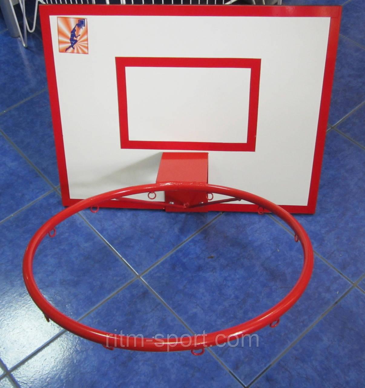 Детский баскетбольный щит с кольцом для дома своими руками 61