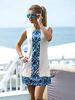 Белое нарядное летнее Платье Феличе