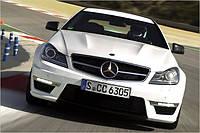 Обвес C63 AMG для Mercedes W204