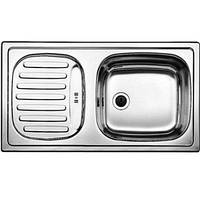 "Кухонная мойка Blanco FLEX mini нерж. сталь ""Декор"" (512032)"