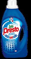 Гель для стирки безфосфатный универсальный Bio Presto Италия 69 стирок.