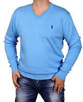 Джемпер мужской Ralph Lauren-54 голубой