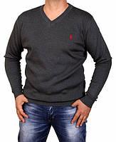 Джемпер мужской Ralph Lauren-54 темносерый