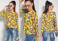 Блуза женская девушки, фото 1