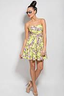 Платье женское цветы, фото 1