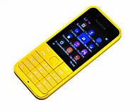 Телефон Nokia 220 - 2 SIM, FM, MP3! ЯРКИЙ и СТИЛЬНЫЙ!