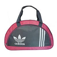 Спортивная женская сумка, среднего размера, плоские ручки