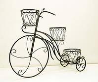 Подставка для цветов Велосипед 3 Большой.