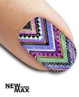 Слайдер дизайн для ногтей OF 703