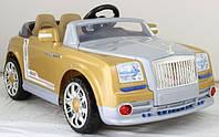 Гарантия. Детский электромобиль Rolls-Royce Ghost 6666: 2 мотора, 7 км/ч, пульт