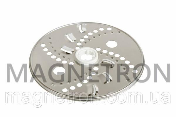 Диск - терка крупная (для дерунов) для кухонных комбайнов Moulinex XF920701, фото 2