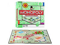 """Детская настольная игра """"Монополия"""" Joy Toy 6123"""