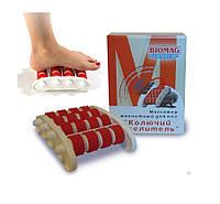 Массажер магнитный для ног Колючий исцелитель