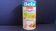 Чай детский Bebi Premium фруктовый 200г