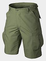 Шорты тактические Helikon-Tex® BDU Shorts CR - Олива