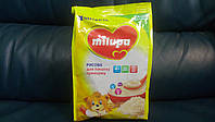Детская каша Nutricia Milupa рисовая безмолочная 170г