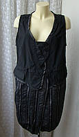 Платье модное туника батал Authentic р.56-58 6823