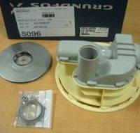 Комплект эжектор и рабочее колесо к насосу JP6