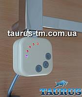 Кремовый квадратный электроТЭН с регулятором и таймером (HeaterQ Польша). Мощность от 200Вт. до 1000Вт.