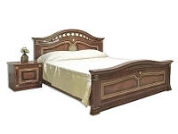 Диана; кровать двухспальная (Світ меблів)