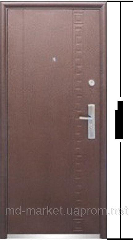 заказать металлическую дверь в люблино