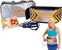Массажер Вибратон (Vibra tone) пояс для похудения