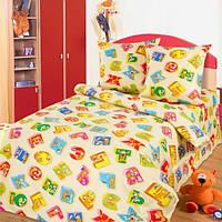 Постельное белье для подростков Top Dreams Kidsdreams Абетка 150