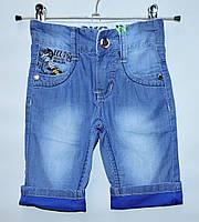Бриджі  для хлопчика  джинсові  2-6 років  FlyFamily Korea