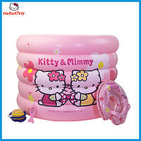 Бассейн для девочки  HELLO KITTY