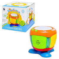 Детская игрушка Барабан 838-32 Барабашка KHT/53-01