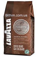 Lavazza Tierra. Кофе Италия 1кг Зерно, 100% арабика
