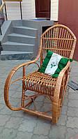 Кресла качалки плетеные в Украине недорого
