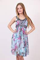 Легкое воздушное женское платье