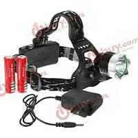 Аккумуляторная батарея к фаре XM-L T6 LED зарядка