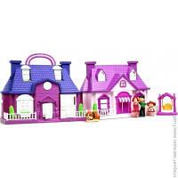 Кукольная Одежда, Посуда, Домики Bambi Мой милый дом (ZYC 0206)