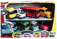 Машинки инерционные. Автобусы Набор 8 штук 30556