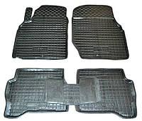 Полиуретановые коврики для Nissan Almera II (N16) 2000-2006 (AVTO-GUMM)