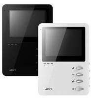 Видеодомофон Arny AVD-410 (белый/черный)