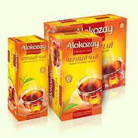 Чай Alokozay (Алокозай)ЧЕРНЫЙ ЦЕЙЛОНСКИЙ ПАКЕТИРОВАННЫЙ ЧАЙ, 25 пакетиков