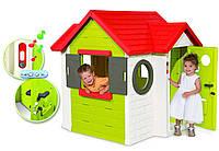 Детский игровой домик Smoby 810400 Мой Дом