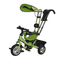 Детский трехколесный велосипед Мини Трайк Зеленый LT950