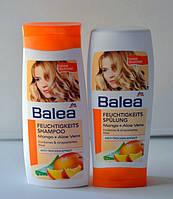 Шампунь Balea + Бальзам для волос (манго и алое вера) 300 мл