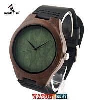 Bobo Bird Style W053 - наручные деревянные часы