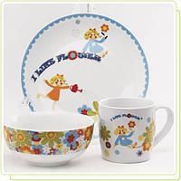 Детский набор посуды Maestro MR-10039-90-1