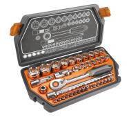 """Набор ключей и головок торцевых NEO Tools 08-630 1/2"""" 38 шт."""