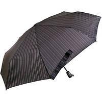 Зонт мужской Doppler 7441467-4 полный автомат Чёрный в полоску