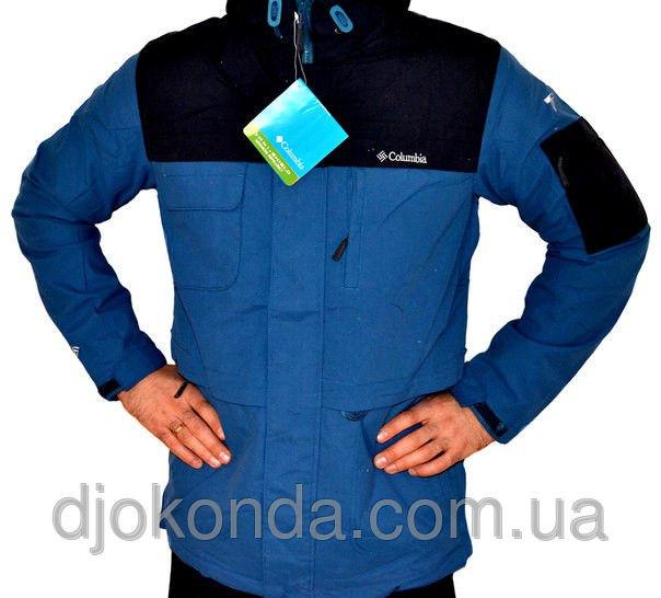 Мужские демисезонные куртки и ветровки